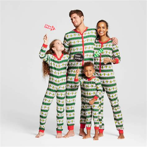 dr seuss grinch slippers dr seuss the grinch family pajamas matching family