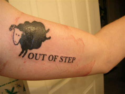 black sheep tattoo sheep tattoos askideas