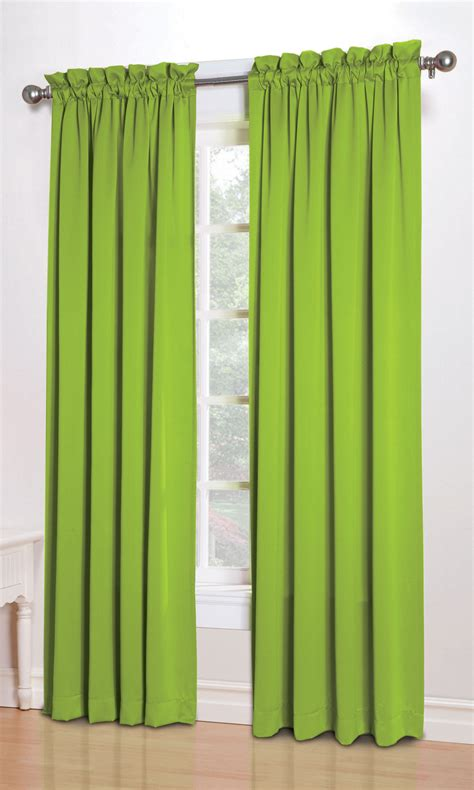 lime curtains kylee energy saving panels lime lichtenberg window