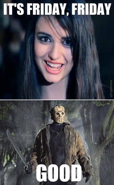 Rebecca Black Friday Meme - rebecca black pictures and jokes memes funny pictures