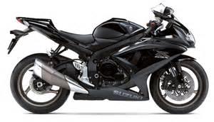 Suzuki Motorcycles Gsxr 750 2009 Suzuki Gsx R750 Black