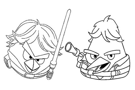 free coloring pages star wars angry birds angry birds star wars coloring pages free coloring