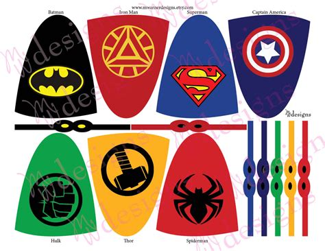 superhero cape printable www pixshark com images