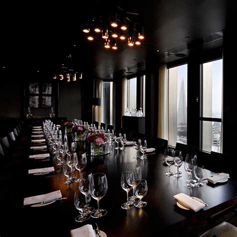 Dining Rooms City by City Social Jason Atherton
