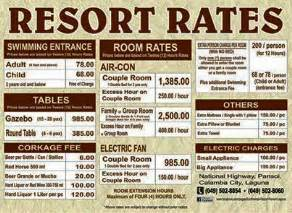 Resort Room Rates by Southwinds Resort Pansol Best Resorts