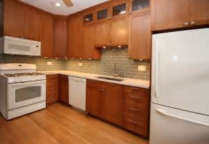 Kitchen Design With White Appliances Contemporary Kitchen