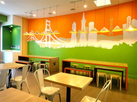 Skyline Wall Mural urban picnic now open in the castro hoodline
