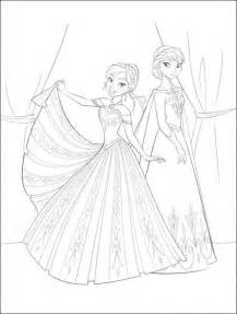 35 free disney s frozen coloring pages printable