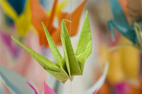 Japanese Cranes Origami - 199 best origami images on origami cranes