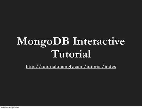 tutorial python mongodb developing restful web apis with python flask and mongodb