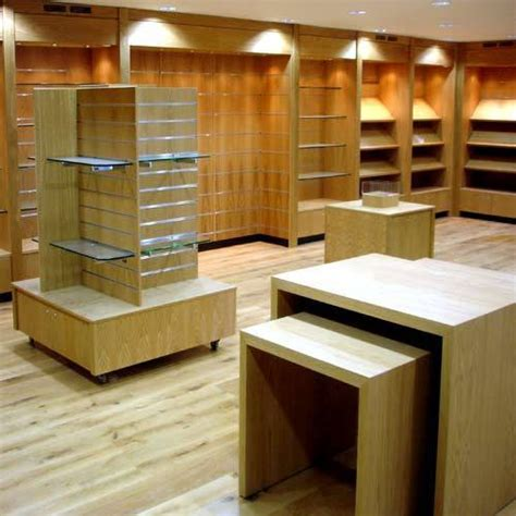 Retail Display Furniture by Retail Display Furniture Manufacturer From New Delhi