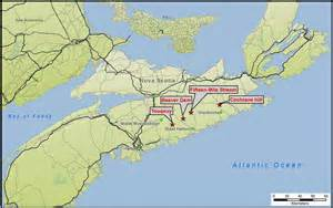 gold in canada map overview atlantic gold corporation