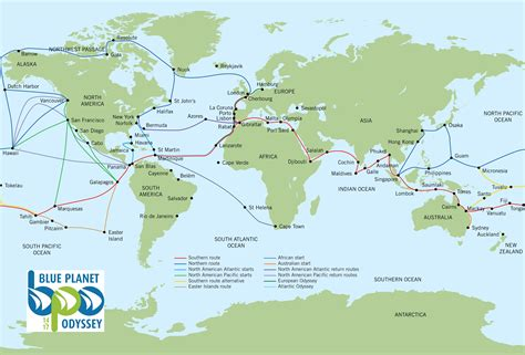 best route map map of sailing route imagine