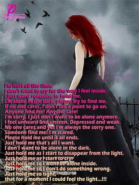 dont break  heart poems dont   cry     feel  epression
