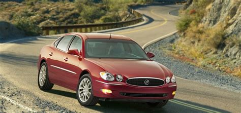 2006 buick lacrosse cxs pontiac grand prix and buick lacrosse recall gm authority