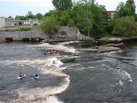 Black River Trail Black Pearl Watertown Ny