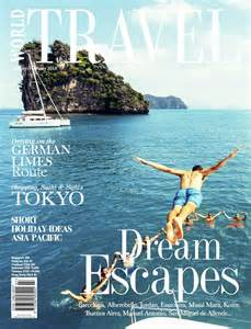 press coverage world travel magazine