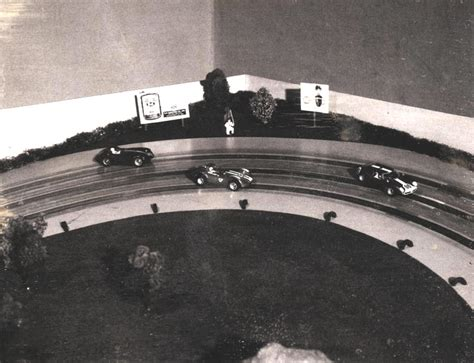 Pch Parts Express - glenwood club track ca 1963 1 32 vintage cars slotblog