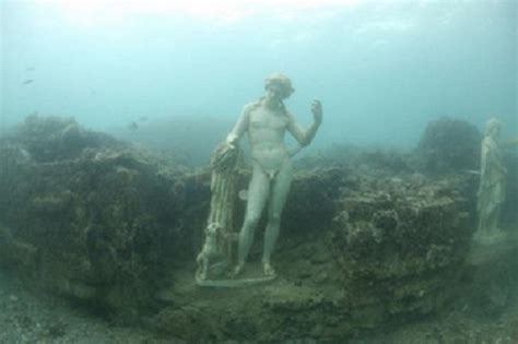 Italy Houses by 10 Lost Underwater Cities Of The Ancient World