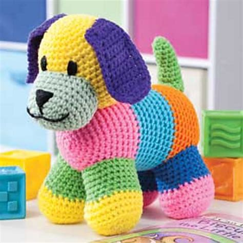 Patchwork Toys Free Patterns - looking for a free pattern to knit a for my