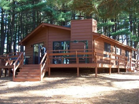 Cabins In Wisconsin Dells away from the madness in the dells review of island