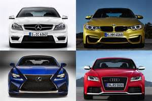 new car vs used car interest rates lexus rc f vs germany which coupe would you choose poll
