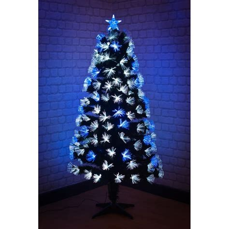 shop now for 5 ft fibre optic christmas tree at www