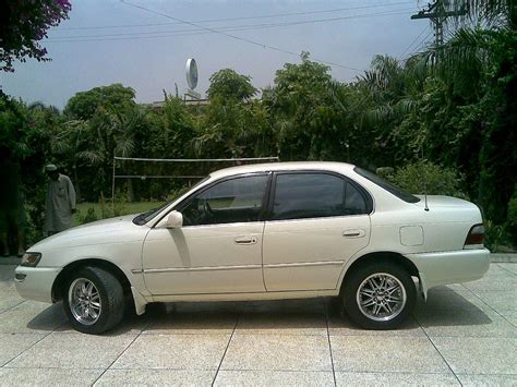 1998 Toyota Corolla For Sale Used 1998 Toyota Corolla For Sale Lahore Pakistan