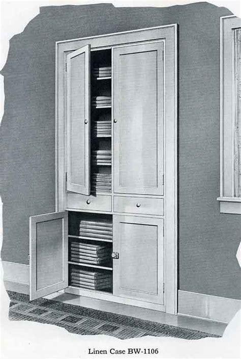 master linen cabinet closet built ins bathroom linen