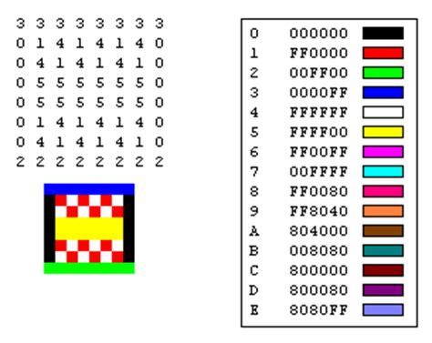 types of bitmaps windows