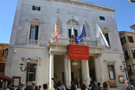 fenice opera house exterior front facade picture of la fenice opera house venice tripadvisor