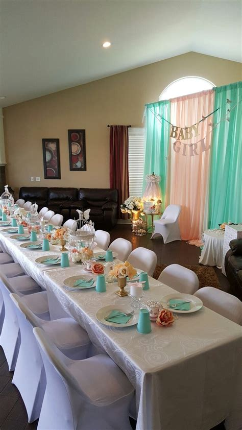 backdrop for baby shower table best 25 baby shower backdrop ideas only on