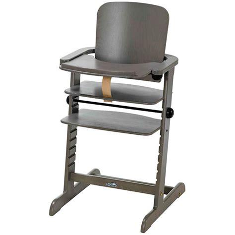 chaise haute grise soldes chaise haute b 233 b 233 family grise 30 sur allob 233 b 233