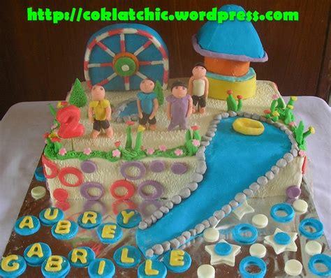membuat kue upin ipin ipin dan upin jual kue ulang tahun