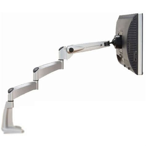 swing arm for monitor workrite swingarm extended reach monitor arm shop