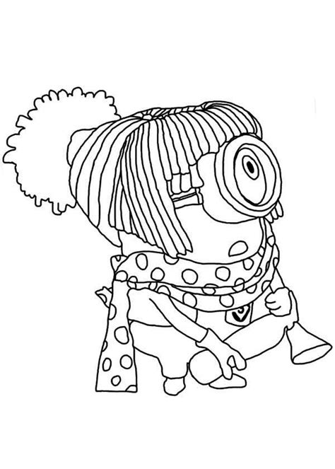 minions thanksgiving coloring pages the harajuku minion coloring page kleurplaten minions