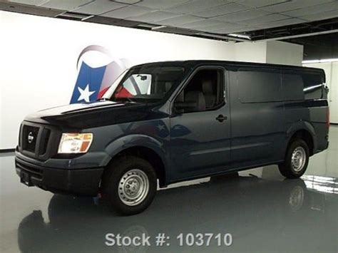 Used Nissan Cargo by Purchase Used 2013 Nissan Nv 1500 S Cargo V6 One Owner