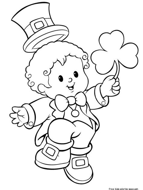 coloring book pages st patrick day happy st patricks day coloring sheets for kidsfree