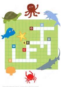 sea dogs crossword animals crossword puzzle free printable puzzle