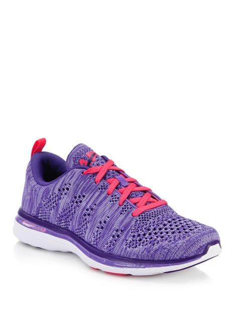 athletic propulsion labs shoes athletic propulsion labs techloom pro knit sneakers in