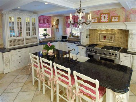 Romantic Kitchen | kitchen trends romantic design diy