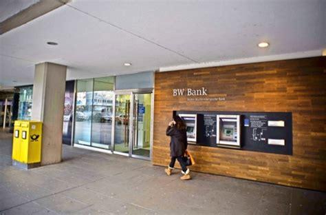 bw bank standorte bw bank filialsterben auch in den stadtteilen