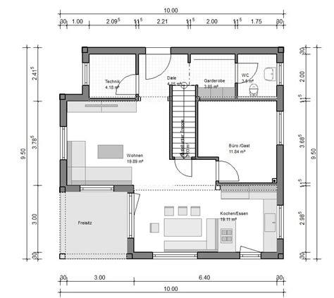 moderne grundrisse wohnungen beispiele hausbau grundrisse grundrisse f 252 r einfamilienh 228 user