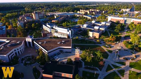 Western Michigan Mba Prerequisites by Western Michigan Fall Cus Tour
