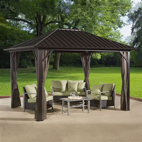 patio gazebo lowes patio gazebo lowes 28 images patio garden oasis patio
