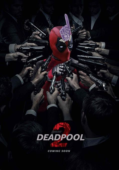 deadpool 2 poster bosslogic on deadpool deadpool and