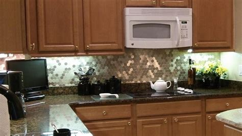 stick on backsplash for kitchen peel and stick tile backsplash review of pros and cons