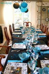 Ideas For Turquoise Table Ls Design Blogs S Day
