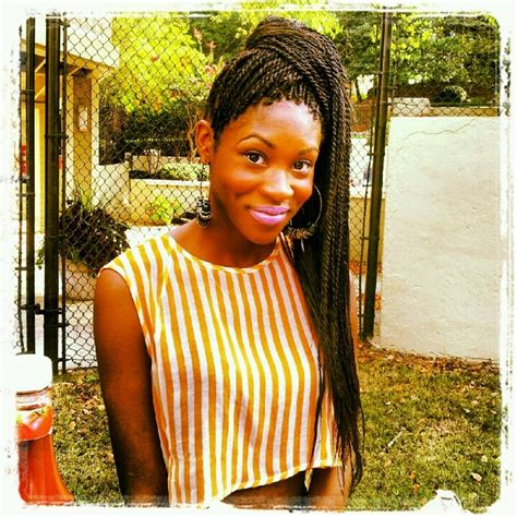 ways to style senegalese twists one of my favorite ways to style my senegalese twist
