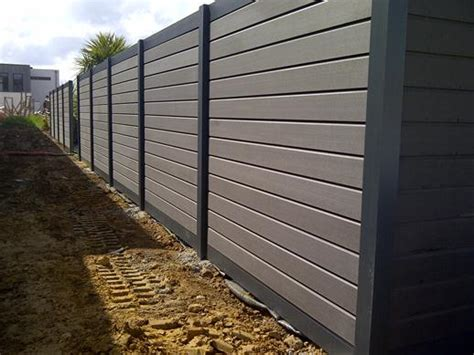 Cloture De Jardin En Aluminium 4703 by Cloture Exterieur Alu Tarif Portail Sfrcegetel